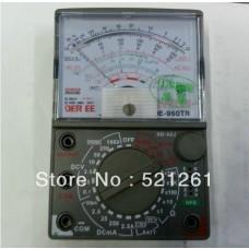 DE-960TR Analoge Multimeter
