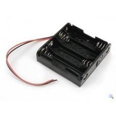 Battery holder 4 x AA