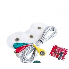 ECG Measurement AD8232 Pulse Heart ECG Kit