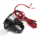 DC 5-28V USB Power Mount Motorcycle Motorbike Charger Adapter