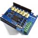 L298P Arduino Motor Shield DC Stepper Motor Drive Module
