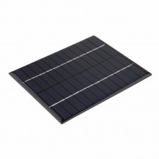solar panel 5V1.5W DIY mobile phone charging