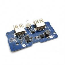 5V 2A Power Bank Charger Module Charging Circuit Board Step