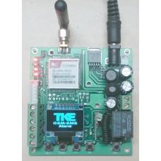 MODULE ALARM SYSTEM GSM-SMS TKE-OLED6868