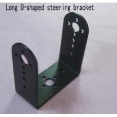 Robot Uniaxial Steering Gear Servo Bracket Metal Stent