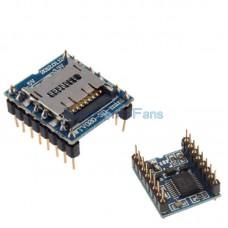 Mini SD Card MP3 Sound Module For PIC Arduino