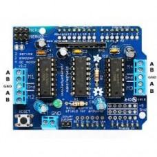 Arduino motor sheild L293D