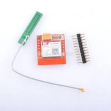 Smallest SIM800L GPRS GSM Module MicroSIM Card Core Board Quad-band TTL Serial Port FZ1332