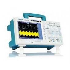"Hantek DSO5102P Digital Oscilloscope 100MHz 1Gs 2CH 7"" TFT"