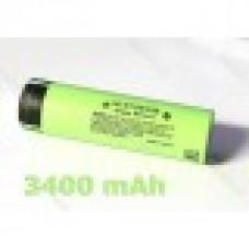 Battary 1 cell 3400 mAh