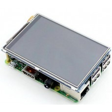 Raspberry Pi 3 Model B 1GB + LCD HDMI Touch Screen 5 inch Display