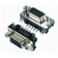 D-SUB Connector 9Pins Female
